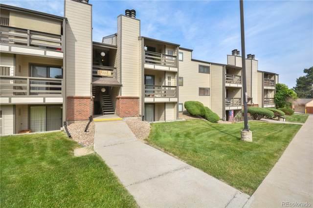 499 Wright Street #201, Lakewood, CO 80228 (MLS #7960172) :: Stephanie Kolesar