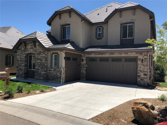6857 Northstar Circle, Castle Rock, CO 80108 (#7960628) :: The Griffith Home Team