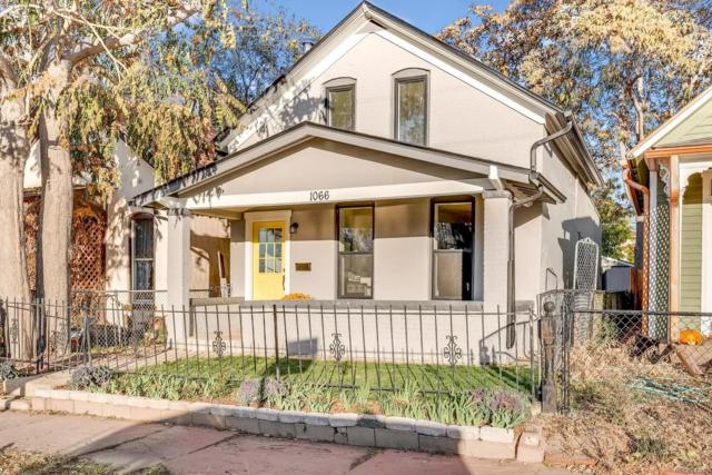 1066 Mariposa Street, Denver, CO 80204 (#7960639) :: Sellstate Realty Pros