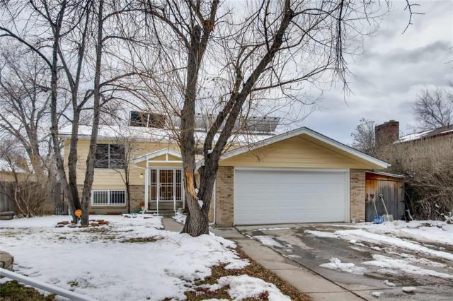 12630 W 66th Circle, Arvada, CO 80004 (MLS #7960810) :: 8z Real Estate