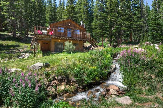 9283 Fall River Rd Road, Idaho Springs, CO 80452 (#7961705) :: The DeGrood Team