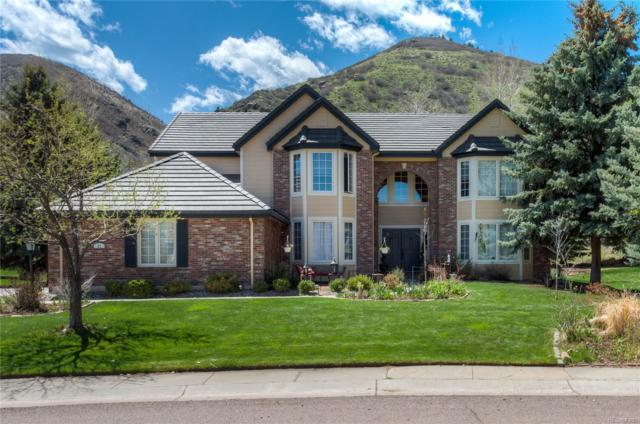21 Mountain High Court, Littleton, CO 80127 (MLS #7961924) :: 8z Real Estate