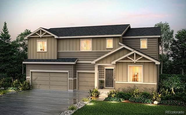 12711 Buffington Trail, Parker, CO 80134 (MLS #7962161) :: 8z Real Estate