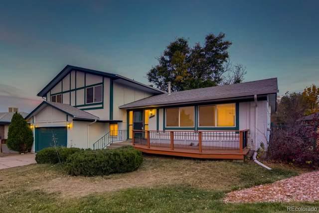 8150 E Linvale Place, Denver, CO 80231 (MLS #7962426) :: 8z Real Estate