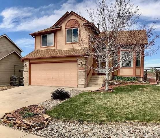 16315 Windy Creek Drive, Monument, CO 80132 (MLS #7962667) :: 8z Real Estate