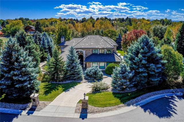 6450 Prentice Place, Greenwood Village, CO 80111 (#7962763) :: The DeGrood Team