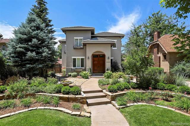 2265 S Cook Street, Denver, CO 80210 (#7962826) :: Own-Sweethome Team