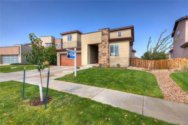 10863 Sedalia Circle, Commerce City, CO 80022 (#7963072) :: The Margolis Team