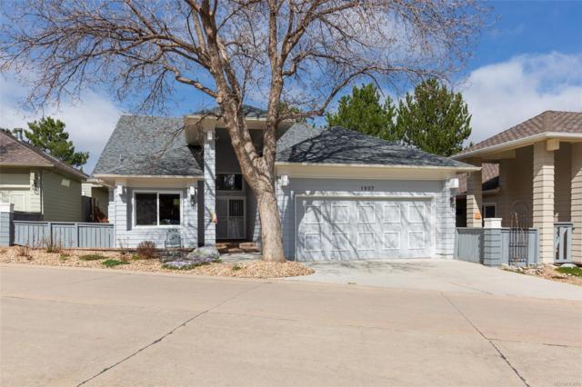 1927 Tee Lane, Castle Rock, CO 80104 (MLS #7963091) :: 8z Real Estate