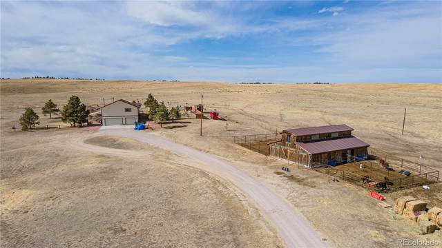 31003 N Elbert Road, Kiowa, CO 80117 (MLS #7963330) :: The Sam Biller Home Team