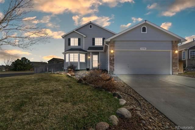 12702 Henson Creek Street, Parker, CO 80134 (MLS #7963475) :: 8z Real Estate