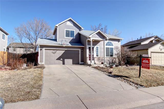 5701 E Melody Way, Castle Rock, CO 80104 (MLS #7963571) :: 8z Real Estate