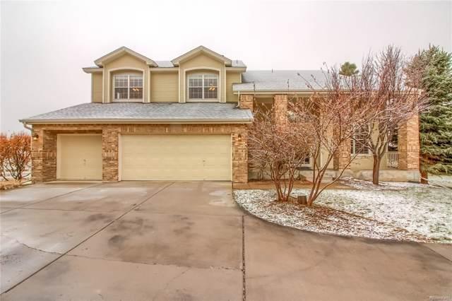 20788 E Maplewood Lane, Centennial, CO 80016 (MLS #7963769) :: 8z Real Estate