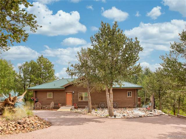 1243 Fairview Drive, Cripple Creek, CO 80813 (#7963788) :: Own-Sweethome Team