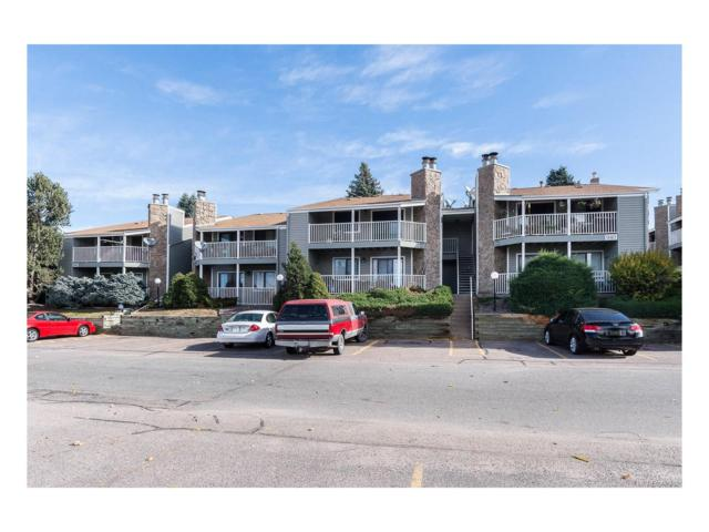 940 S Walden Way #201, Aurora, CO 80017 (#7964068) :: The City and Mountains Group