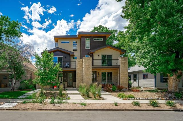 4461 Stuart Street, Denver, CO 80212 (#7964142) :: The Peak Properties Group