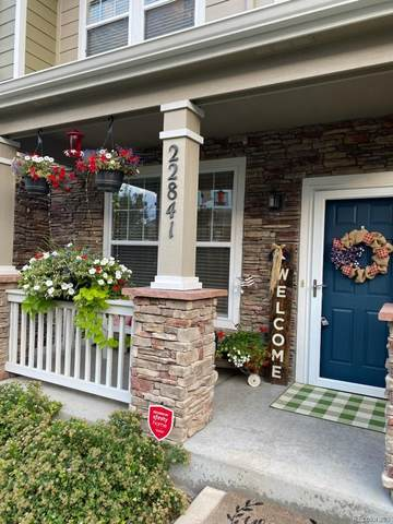 22841 E Briarwood Place, Aurora, CO 80016 (#7964176) :: The Gilbert Group