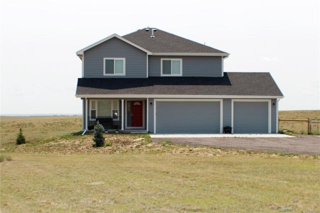 37350 Sky View Circle, Kiowa, CO 80117 (#7964198) :: The City and Mountains Group