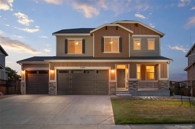15991 Village Circle, Commerce City, CO 80603 (#7964497) :: The DeGrood Team