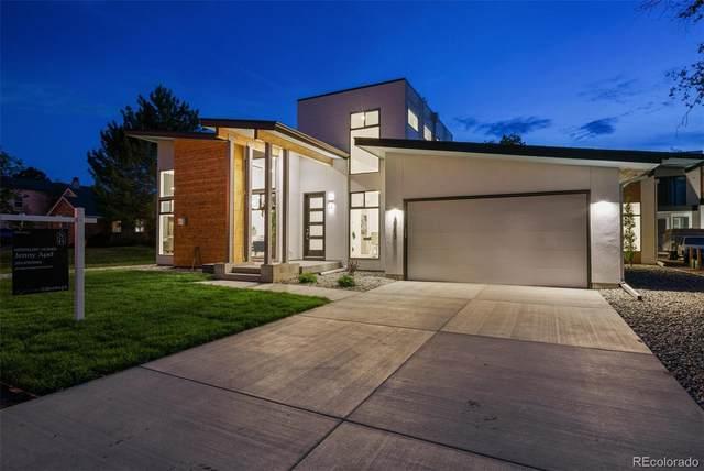 3563 Dudley Street, Wheat Ridge, CO 80033 (#7964707) :: The Peak Properties Group