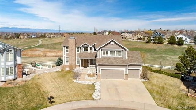7451 Pirlot Place, Lone Tree, CO 80124 (#7964897) :: Peak Properties Group