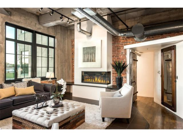 2000 Little Raven Street 3B, Denver, CO 80202 (#7965007) :: Thrive Real Estate Group