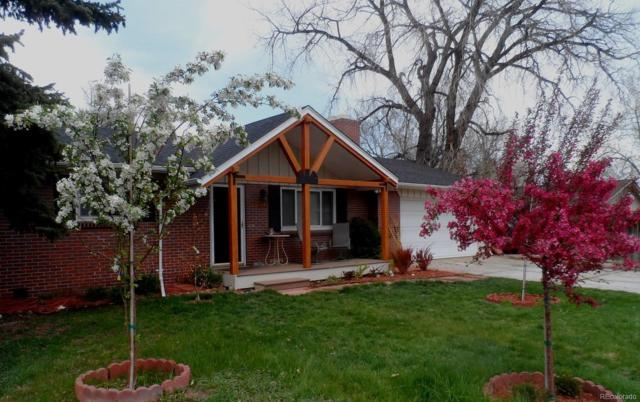 13175 W 31st Avenue, Golden, CO 80401 (#7965021) :: James Crocker Team