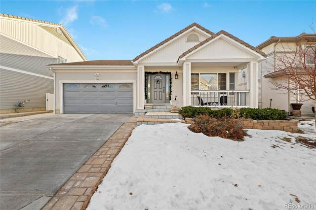 21476 E 53rd Place, Denver, CO 80249 (MLS #7965108) :: 8z Real Estate