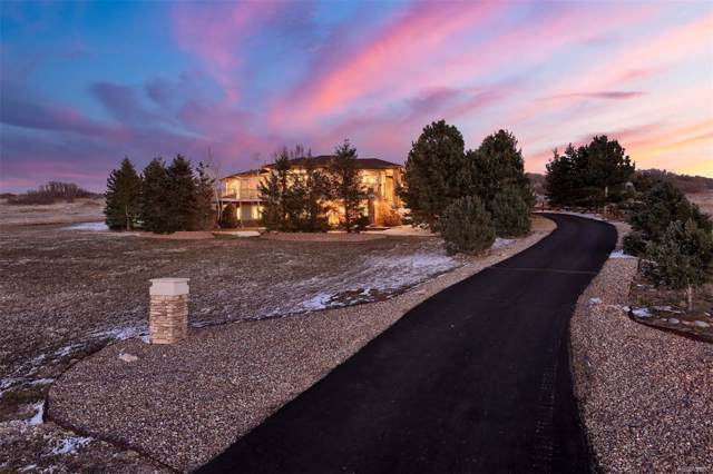 3658 Bell Mountain Drive, Castle Rock, CO 80104 (MLS #7965161) :: 8z Real Estate