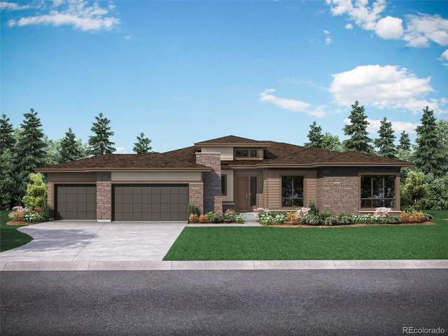 5580 Sunridge Court, Parker, CO 80134 (#7965363) :: The Gilbert Group