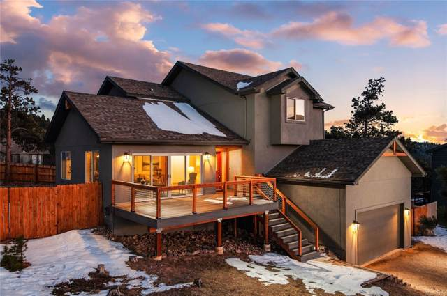 7082 Lynx Lair Road, Evergreen, CO 80439 (#7965604) :: Berkshire Hathaway Elevated Living Real Estate