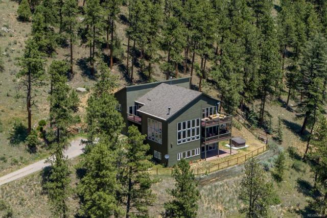 174 Nuthatch Road, Evergreen, CO 80439 (MLS #7965856) :: Kittle Real Estate