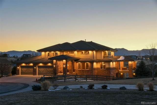 1036 Greens Place, Erie, CO 80516 (#7966168) :: Bring Home Denver with Keller Williams Downtown Realty LLC