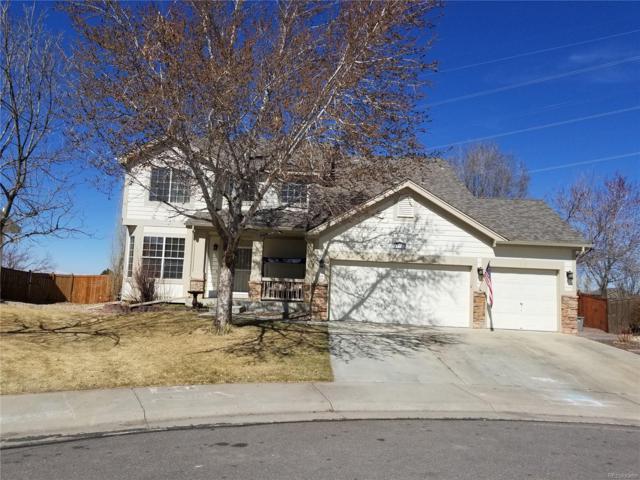 11301 Mesa Verde Place, Parker, CO 80138 (MLS #7966475) :: 8z Real Estate