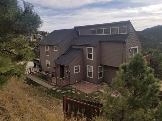 29640 Chestnut Drive, Evergreen, CO 80439 (#7966975) :: Bring Home Denver with Keller Williams Downtown Realty LLC