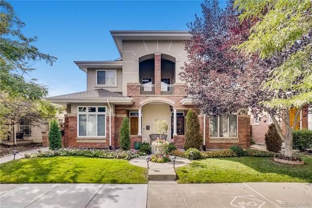257 S Jackson Street C, Denver, CO 80209 (#7967671) :: Real Estate Professionals