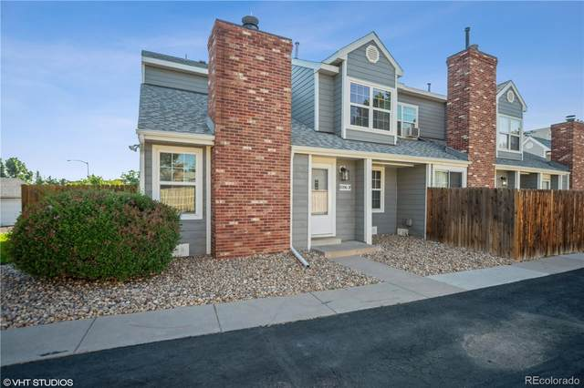 8396 W 87th Drive F, Arvada, CO 80005 (#7967681) :: The DeGrood Team