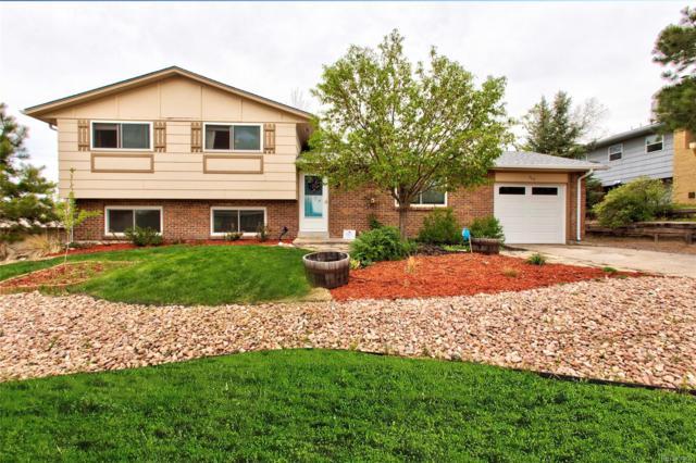 209 Cedar Avenue, Castle Rock, CO 80104 (#7967734) :: The Pete Cook Home Group