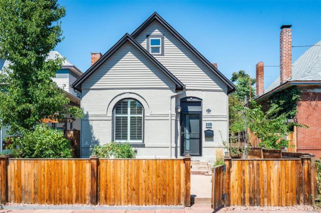 127 W Bayaud Avenue, Denver, CO 80223 (#7967813) :: Colorado Home Finder Realty