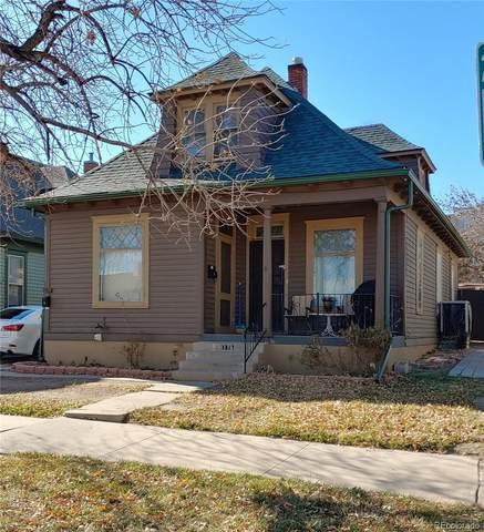 1317 Court Street, Pueblo, CO 81003 (MLS #7967884) :: 8z Real Estate