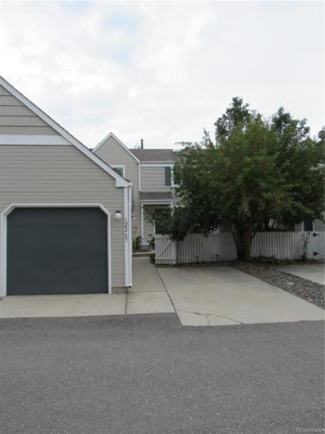 2265 Sunridge Circle #34, Broomfield, CO 80020 (MLS #7967926) :: 8z Real Estate