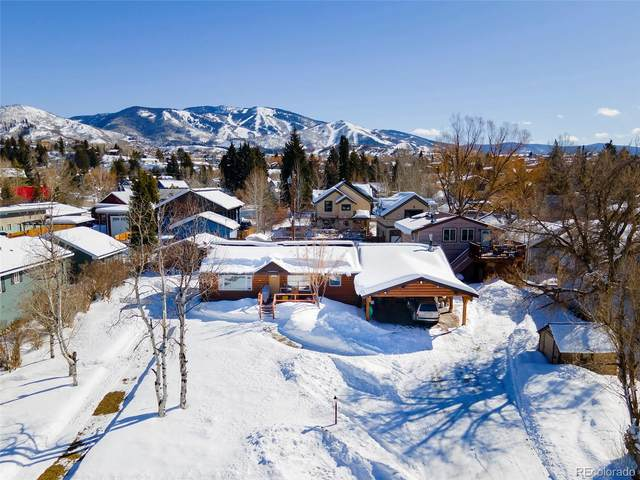 510 8th Street, Steamboat Springs, CO 80487 (#7968088) :: Finch & Gable Real Estate Co.
