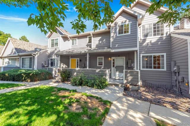 6816 W 84th Circle #40, Arvada, CO 80003 (#7968777) :: iHomes Colorado