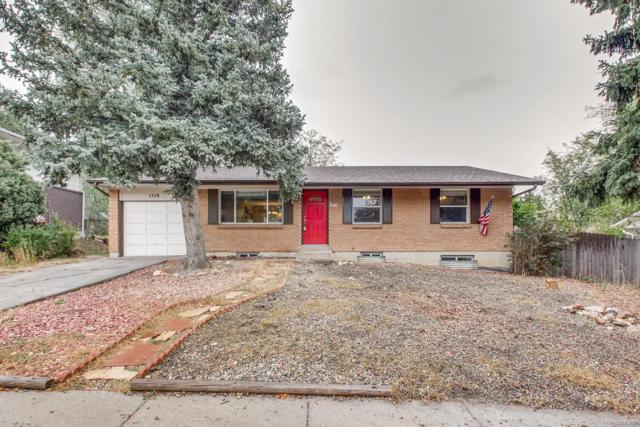1319 Shasta Drive, Colorado Springs, CO 80910 (MLS #7968841) :: 8z Real Estate