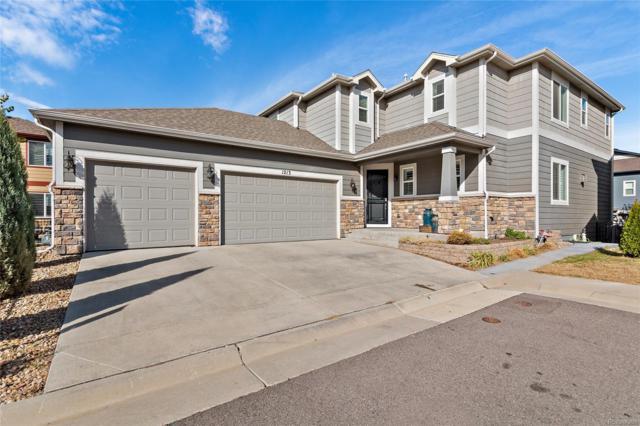 1213 S Wabash Court, Denver, CO 80247 (#7968843) :: House Hunters Colorado