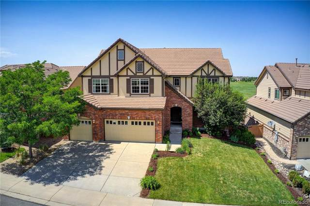 6671 Esmeralda Drive, Castle Rock, CO 80108 (#7969035) :: Venterra Real Estate LLC