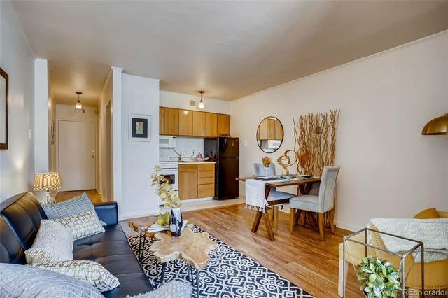 830 N Sherman Street #304, Denver, CO 80203 (MLS #7969296) :: Kittle Real Estate