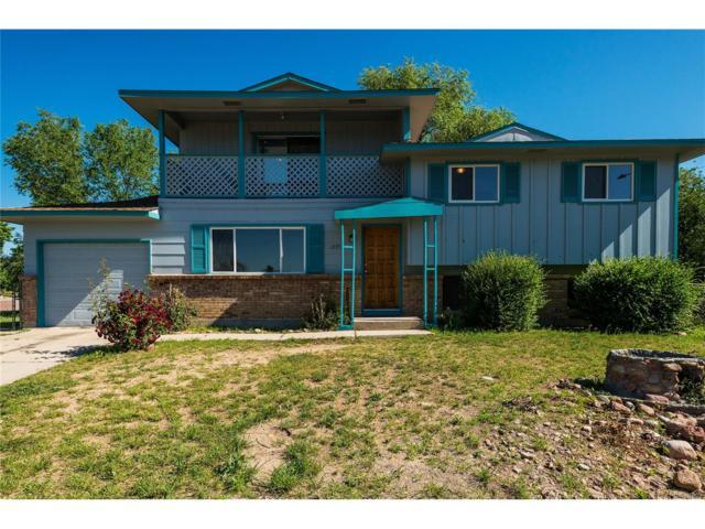 1375 Bonita Drive, Fountain, CO 80817 (MLS #7969688) :: 8z Real Estate