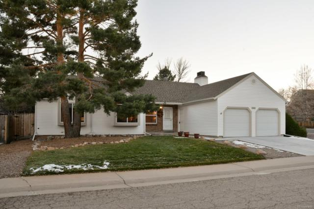 5400 E Costilla Drive, Centennial, CO 80122 (#7969783) :: The DeGrood Team