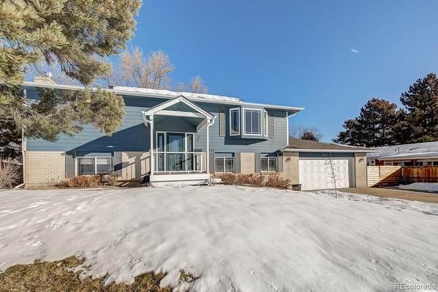 523 E Caley Avenue, Centennial, CO 80121 (#7970419) :: Mile High Luxury Real Estate